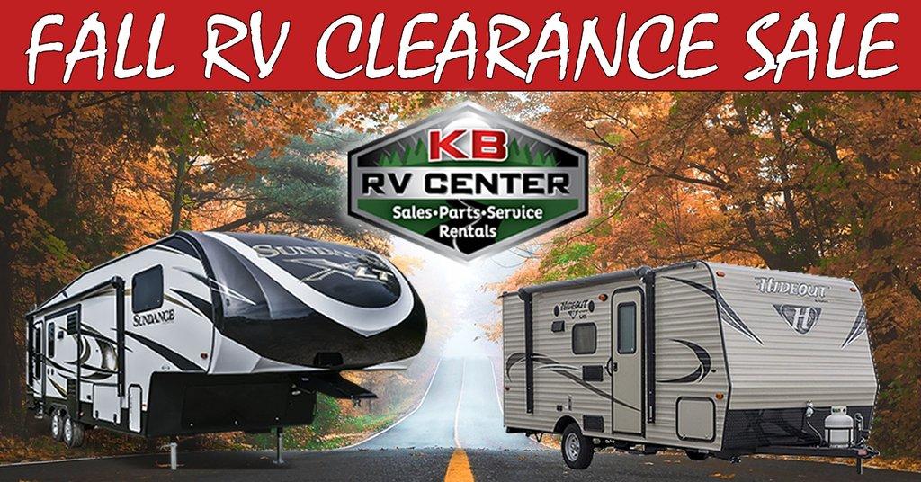 Our RV CLEARANCE SALE runs Sept. 25 to 29. Save $1,000s on a #TravelTrailer or #FifthWheel. #RVsales #Bemidji #MN #Gorving<br>http://pic.twitter.com/JPsWi2NDkk