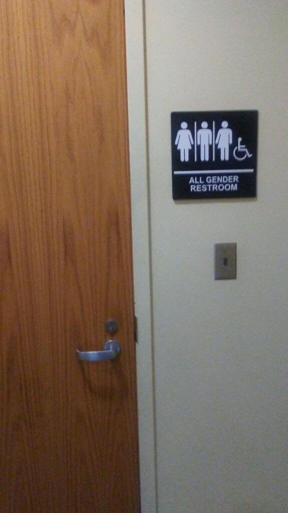 I can't believe this is having my city! WTF! If I catch a dude in the same bathroom as my daughter I will be kicking there ass! #transgender <br>http://pic.twitter.com/HpjxEuhc7J