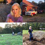 #newhome ❤️💙💚 #newengland #farm #vintagetruck