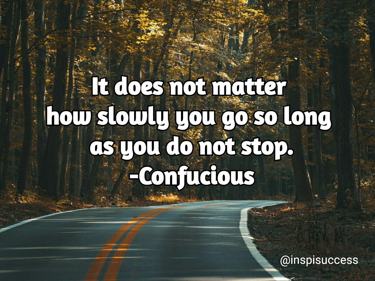 It doesn&#39;t matter...  #quote #quotes #quoteoftheday #MakeYourOwnLane #defstar5 #inspiration #motivation #success #leadership #startups #life<br>http://pic.twitter.com/tbLfOKdljs