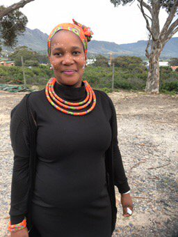 Beautiful Xhosa lady representing #HeritageDay proud of our beautiful country #SouthAfrica and our beautiful people <br>http://pic.twitter.com/J0Xngnb81x