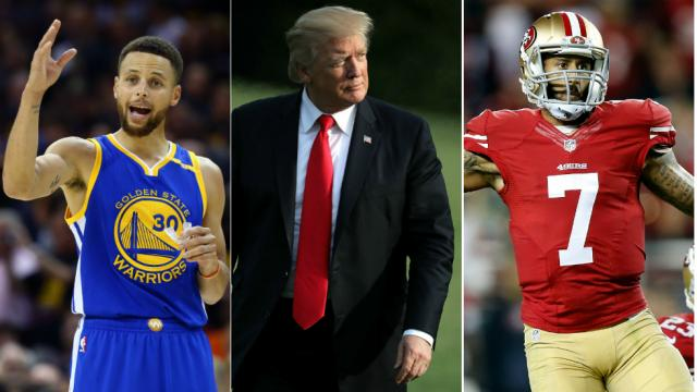 Trump faces intense backlash after attacks on NFL, NBA players https://t.co/odXsNbD3zO https://t.co/EUhBpKfGmI