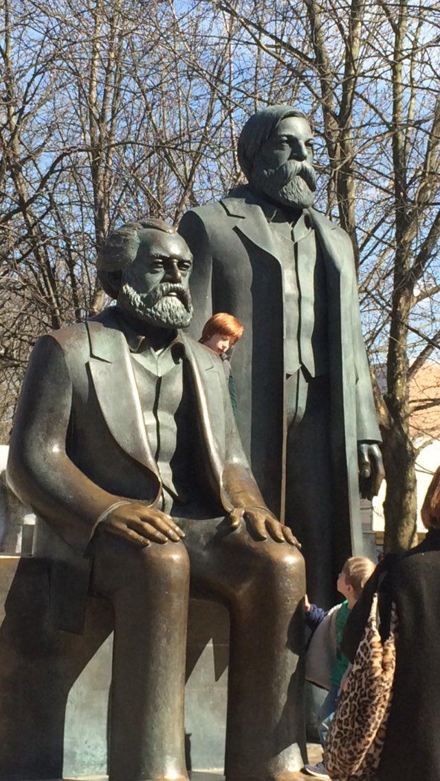 Маркс и энгельс реферат