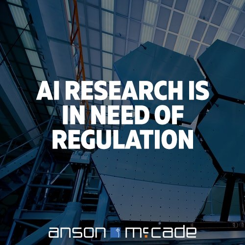 Understanding the need for #ethics in #ai #research:  https:// buff.ly/2x8kJKL  &nbsp;   #MachineLearning #BigData #IoT #success #makeyourownlane<br>http://pic.twitter.com/zJoAit4KT7