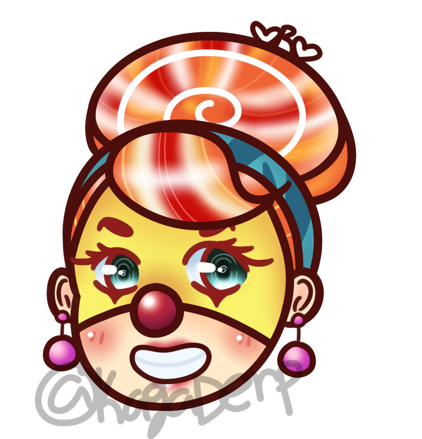 Lola Pop commission from @EpidermalLayer! I tried my best to get that shiny &#39;candy&#39; texture on her lollipop hair!  #ARMS #nintendoARMS<br>http://pic.twitter.com/QxcnSzwlSf