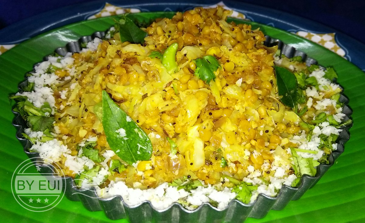 https:// youtu.be/8cynKvesZf4  &nbsp;    Cabbage Chana Dal South Indian Style.  #south Indian ,#cabbagepatch2017 ,#VEGETABLES,#vegetarian ,#vegan ,#veggies<br>http://pic.twitter.com/r50moB1OnG
