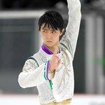 t.asahi.com/nuiu#フィギュアスケート #オータムクラシック、#羽生結弦 選手のフリー…