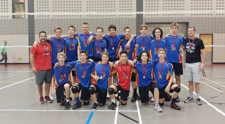 Great to see our #FCVC athletes excelling in the sport with their high school teams. #lovethegame @ova_updates @SportsXpressLON @CBCLondon