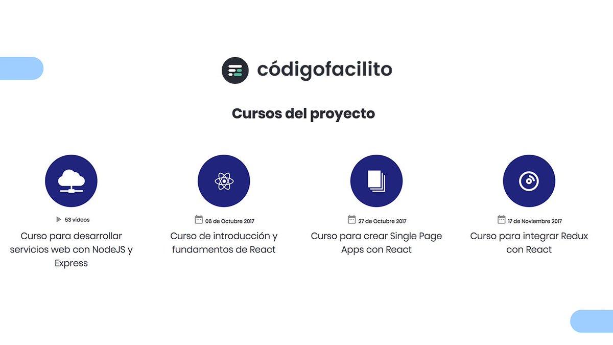 CódigoFacilito on Twitter: