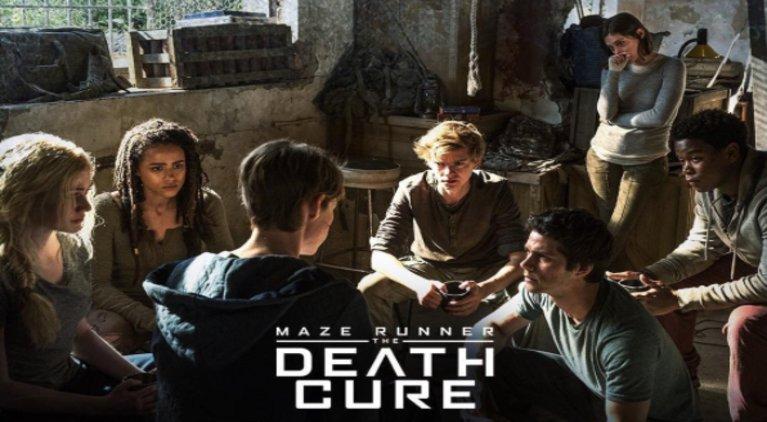 'MAZE RUNNER: THE DEATH CURE' Trailer Teaser  https://t.co/Hht7gO5qq7...