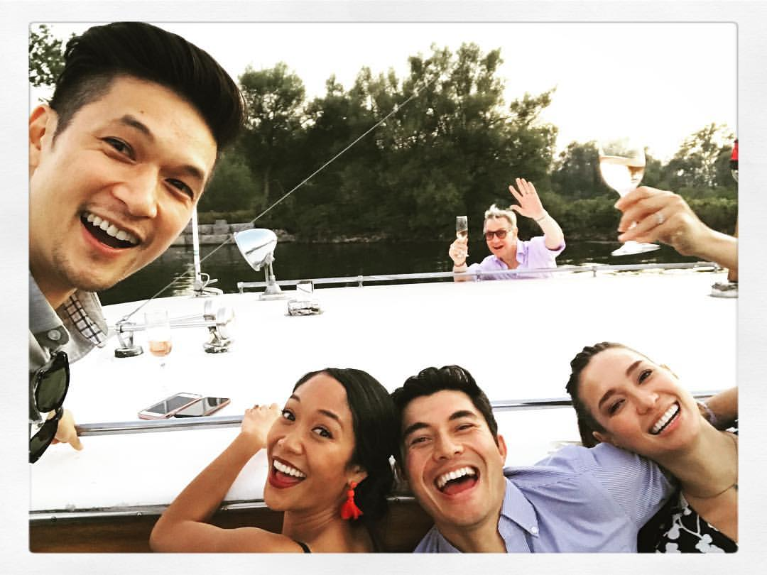 #IG | &quot;A beautiful boat ride on Lake Ontario to celebrate &quot; (via @Shelby_Rabara)<br>http://pic.twitter.com/fofad57pfT