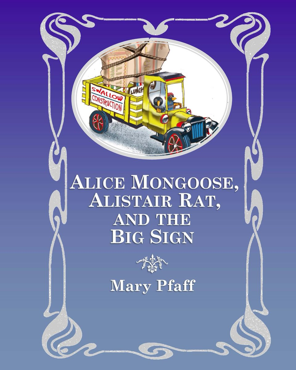 Alice Mongoose and Alistair #Rat learn an important lesson.  http:// getbook.at/BigSign  &nbsp;   #CR4U<br>http://pic.twitter.com/YXRrEAm2MP