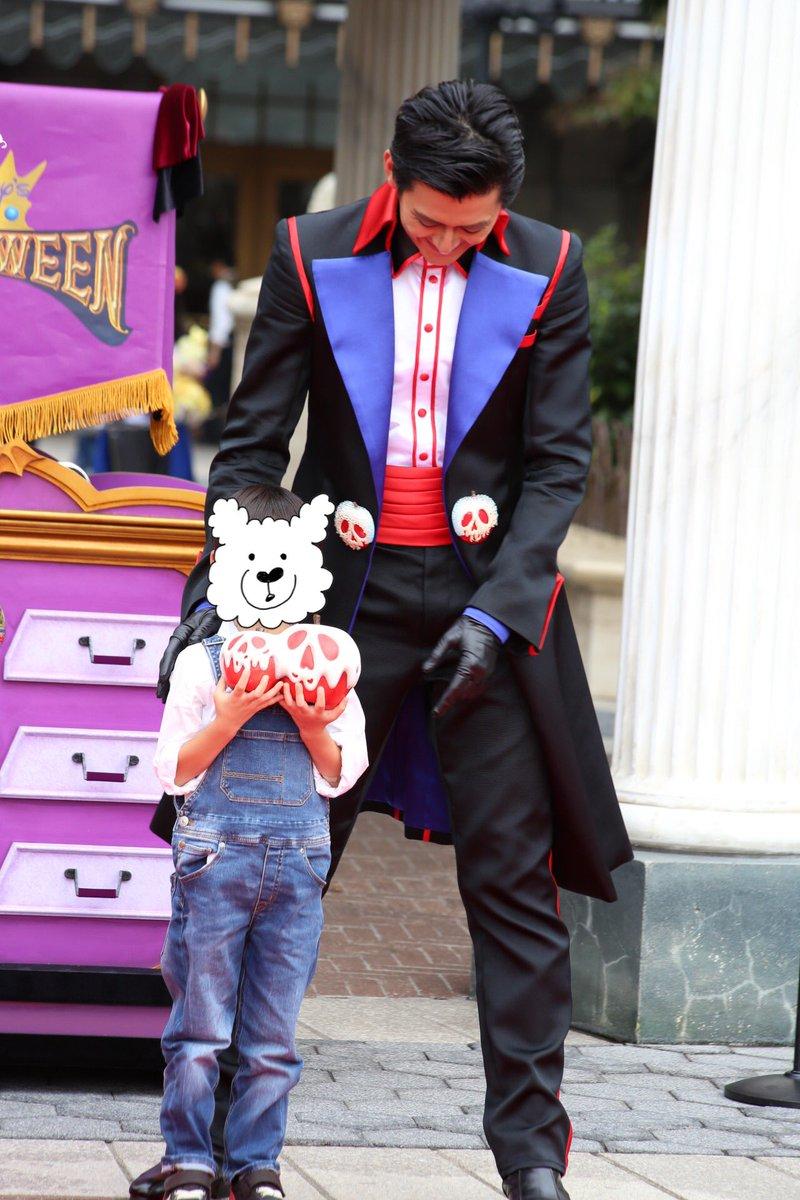 <9/24> パパだったわ………………🍎 男の子の身長と脚の長さが同じ😳 #手下 #アップルポイズン