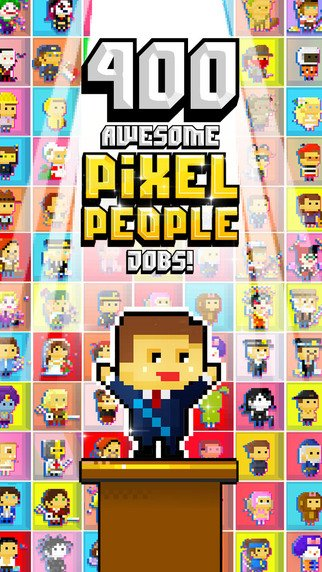 Pixel People - Genetically Modify, Clone, and Create  http:// rviv.ly/71aUL  &nbsp;   #Gaming #IndieGame #iOS #Android #App <br>http://pic.twitter.com/1pU02iLYh8