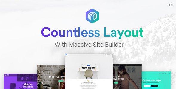 Massive Dynamic - WordPress Website Builder:   http:// themeforest.net/item/massive-d ynamic-wordpress-website-builder/13739153?ref=platinumfusion &nbsp; …   #wordpress #wordpresstemplate #websitedesign <br>http://pic.twitter.com/YKvV1gv4fI