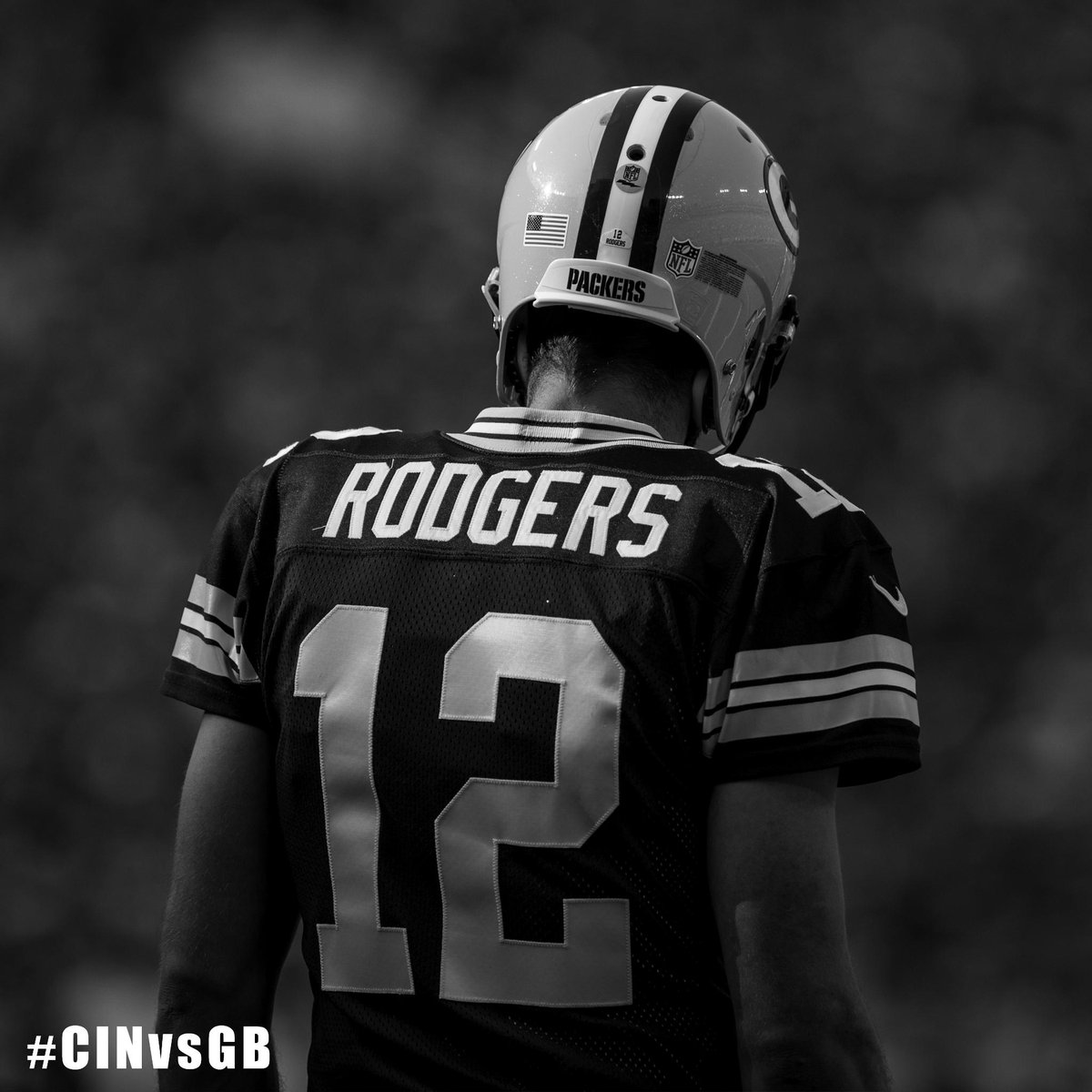 Officially gameday in Green Bay 🕛  #CINvsGB #GoPackGo https://t.co/A9l...