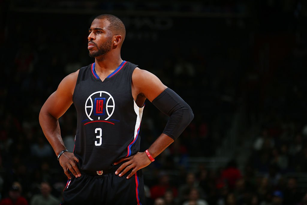 Chris Paul: Trump isn't 'man enough' to call athletes a 'son of a bitch' to their face https://t.co/xo3IjI7MTb https://t.co/suaNvhG74Y