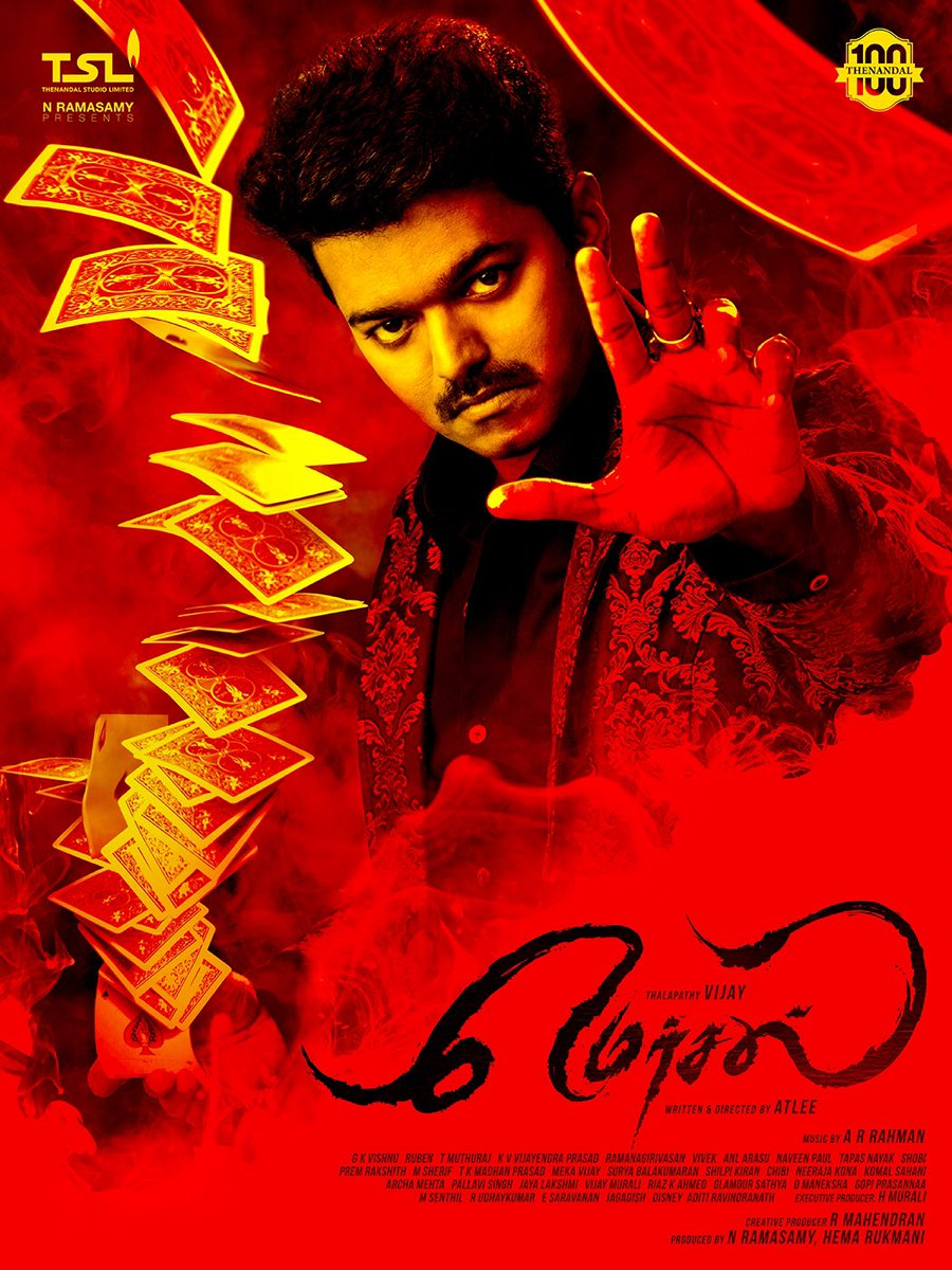 One of the best Teaser I&#39;ve seen everHats off 2 #Mersal   @actorvijay  #Thalapathy #Vijay #MersalTeaser  #MersalTeaserHits800KLikes<br>http://pic.twitter.com/ZHCNfnRSns