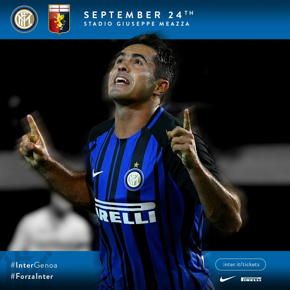 Good luck @Inter - My prediction is 3-0 to #Inter  #InterGenoa #FORZAINTER  #InterIsComing<br>http://pic.twitter.com/KWeSugXNLh