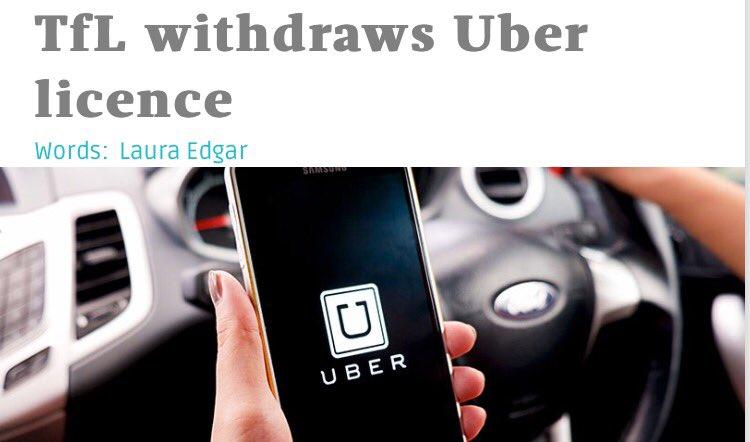 #Tfl withdraws #Uber #license in #London due #public #security &amp; #safety implications @TfL @Uber  #concerns:  https:// tfl.gov.uk/info-for/media /press-releases/2017/september/licensing-decision-on-uber-london-limited &nbsp; … <br>http://pic.twitter.com/sLYD0HgUCp