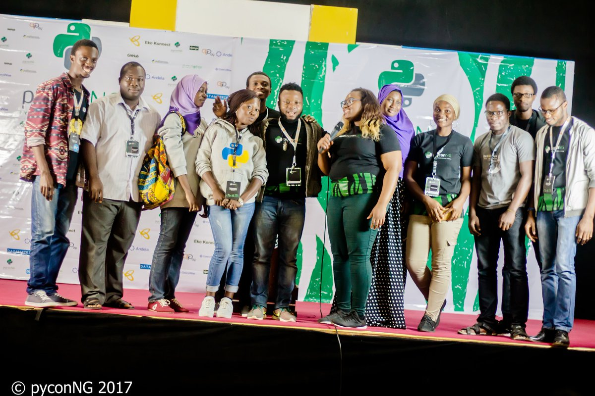 TosinMash() #PyConNG2019 on Twitter: