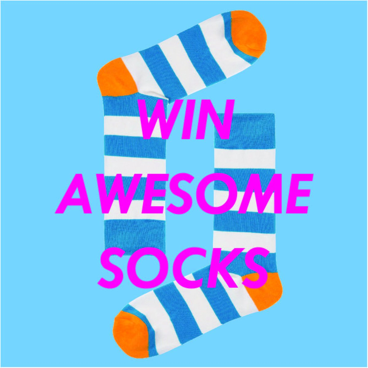 Best foot forward WIN SOCKS every week! #win  http:// bit.ly/2emmF76  &nbsp;   #giftideas #sockgame #SockStyle #free #style RT &amp; Follow <br>http://pic.twitter.com/sGMZHA8iZY