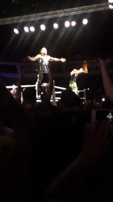 Matt & Jeff Hardy at Happy birthday Matt!