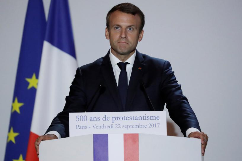 Macron's popularity improving: poll https://t.co/195frdDjgS