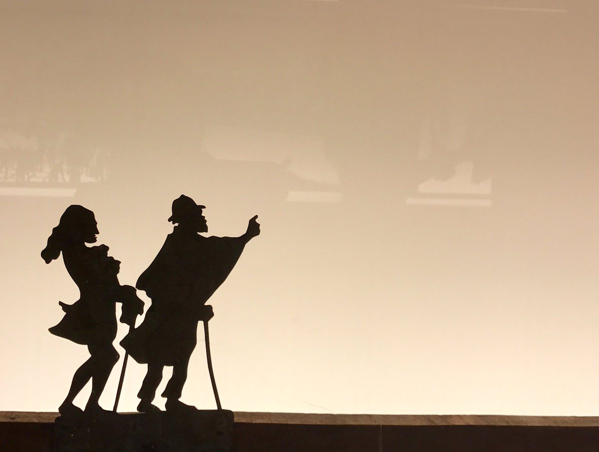 Shadows #theater of #chatnoir #cabaret (19th century)<br>http://pic.twitter.com/ihxLiQtWvy