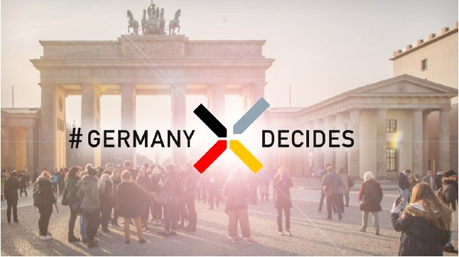 #GermanyDecides: Follow #GermanElection live on TV and the Internet @D...