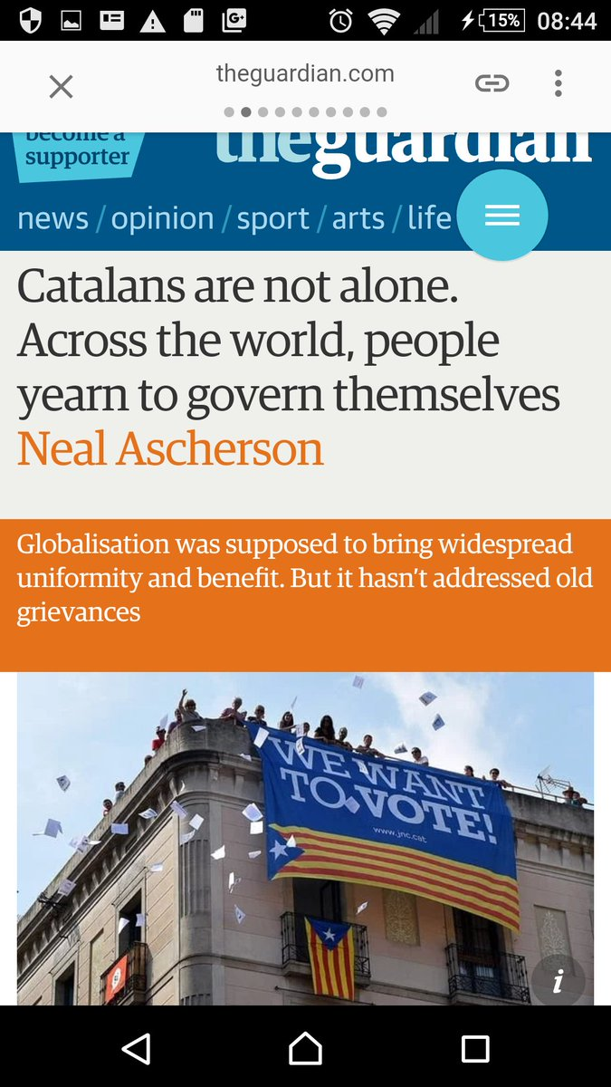 Trying to get the gist in a bigger picture of how democracy works in reality  https://www. google.co.uk/amp/s/amp.theg uardian.com/commentisfree/2017/sep/23/catalans-not-alone-across-the-world-people-yearn-to-govern-themselves &nbsp; …  #opendata #smartcities #bigdata #ai<br>http://pic.twitter.com/q70vNfclXs