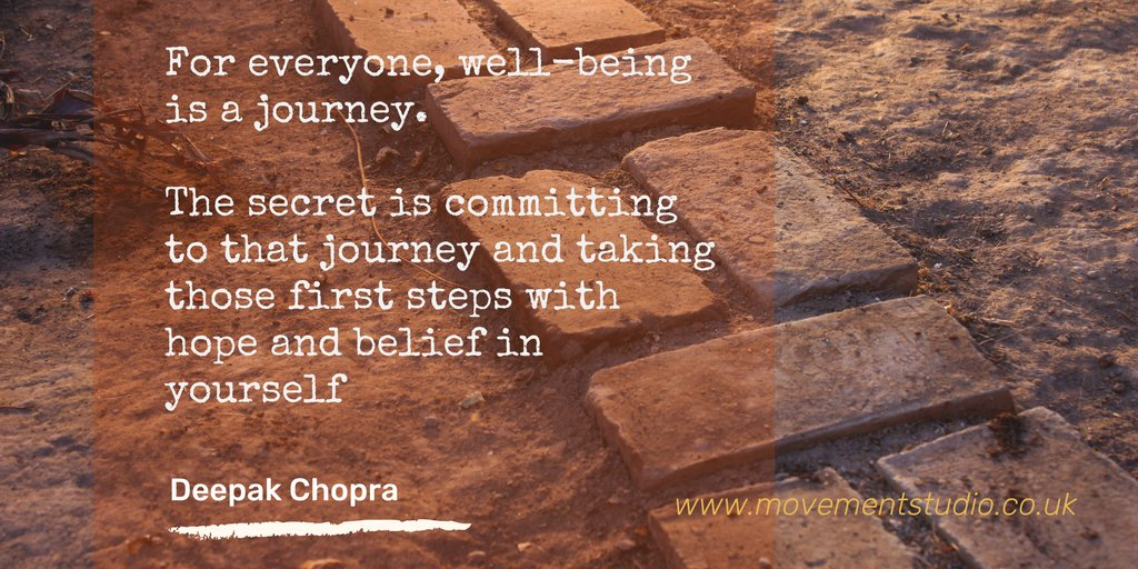 How far are you on your well-being journey? #quote #deepakchopra #sheffieldissuper #wellbeing<br>http://pic.twitter.com/eLXslwzDSe