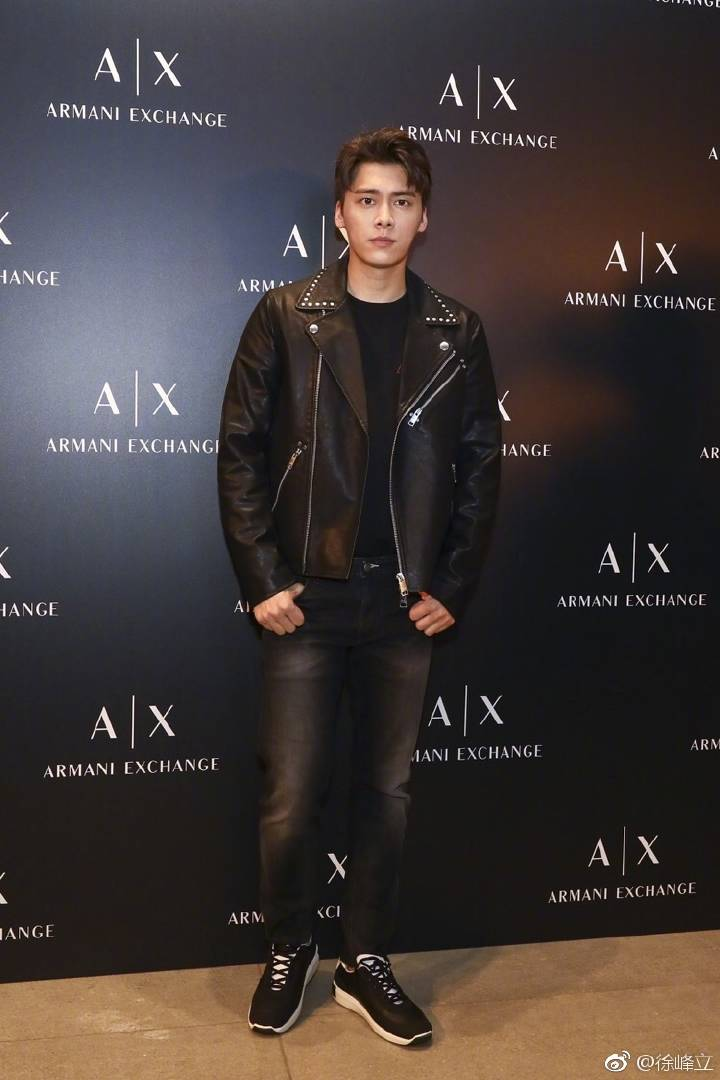 240917 Cool To The Max   #LiYifeng #Brand #Activity #Armani #exchange   Cr : on pic<br>http://pic.twitter.com/nrymUbgeYY
