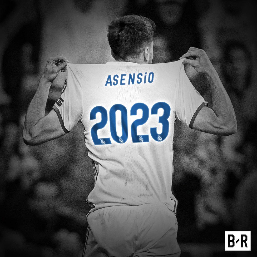Marco Asensio renovará su contrato hasta 2023 y tendrá una cláusula de...
