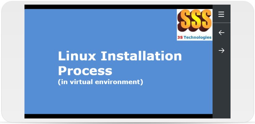 Check our e-learning tutorial 'Linux Installation Process (in virtual environment)' at  http:// 3s-technologies.com/Linux_installa tion/presentation_html5.html &nbsp; …  #Linux <br>http://pic.twitter.com/bO6QDMpOYo