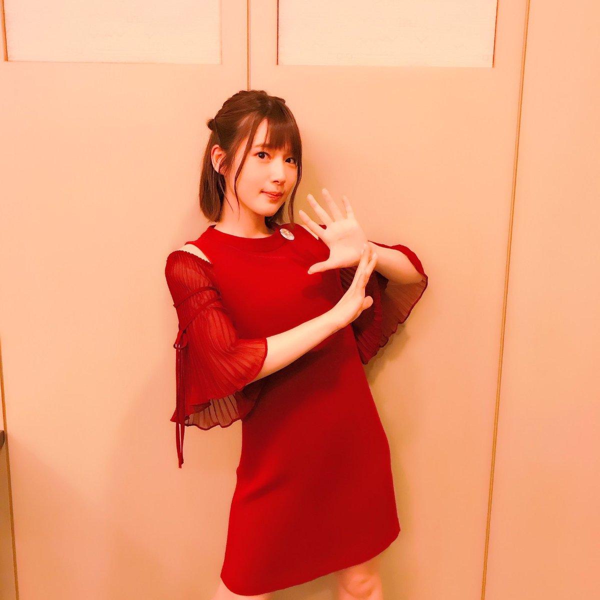 a1edbae743bb9 声優さんと服 on Twitter