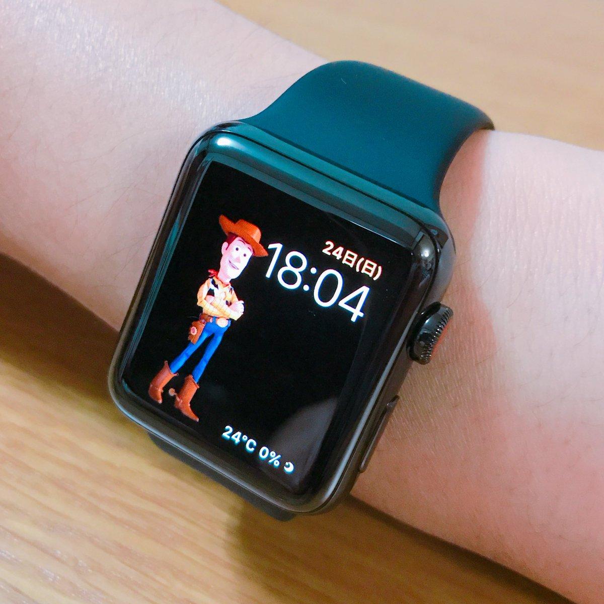 まっくす A Twitter アップルウォッチはtwitterを読み込まなかったり接続が不安定だったり不具合があるらしい 早く使いこなせるようになりたいな トイストーリーの壁紙にしてみた Applewatch アップルウォッチ Iphone ディズニー トイストーリー T