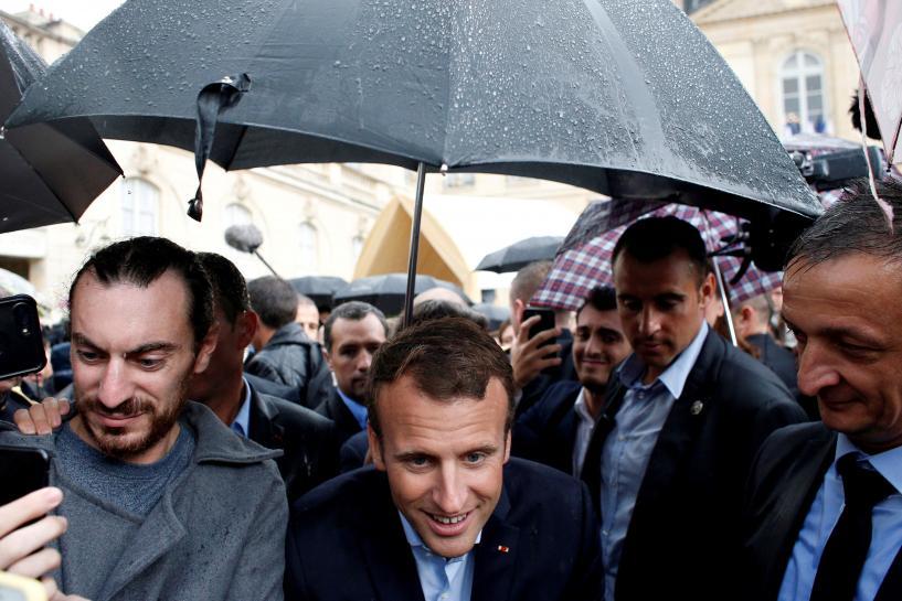 France renews half of senate in test for Macron https://t.co/MgkbWb57Jb