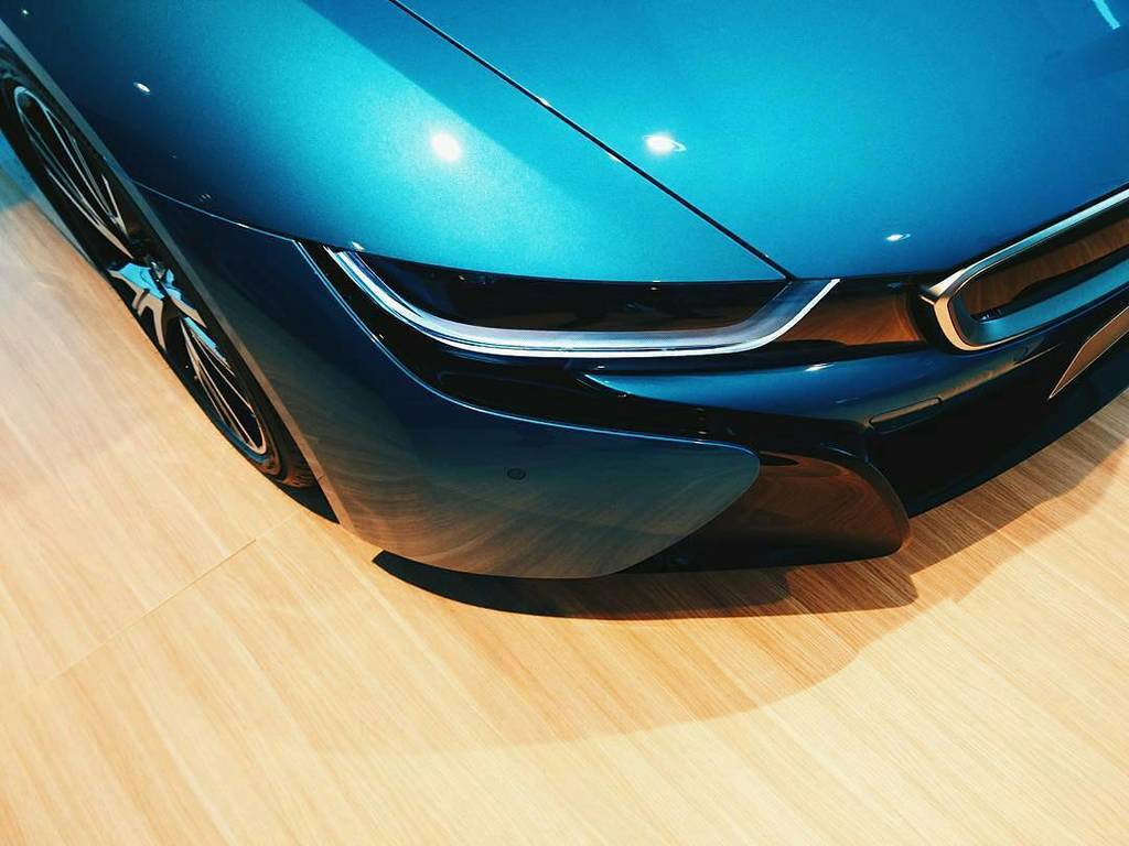 Beast On Twitter Cool As Ice The Bmwi8 Protonic Blue