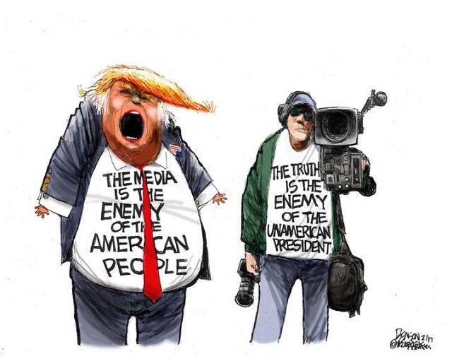 Editorial cartoon by Steve Benson #Donald #Trump #DonaldTrump #TrumpCare #ObamaCare #RepealAndReplace #HealthCare #Republicans #GOP<br>http://pic.twitter.com/PYGprKTHEN