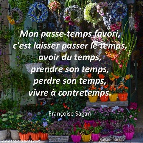 Citations Du Monde Twitterren Mon Passe Temps Favori C