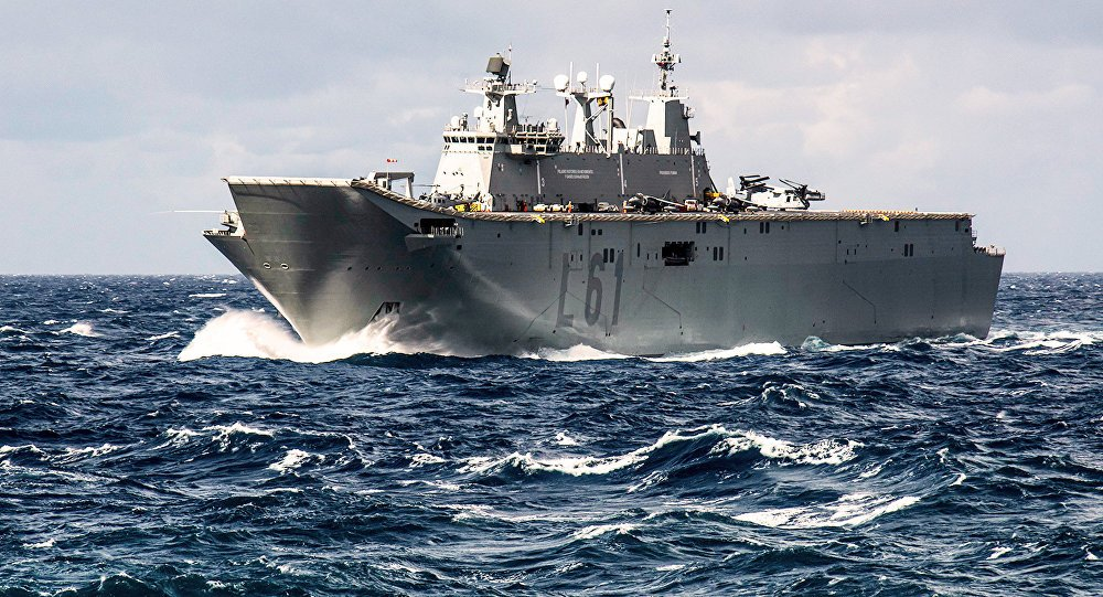 Some for war, others for show: World&#39;s top 5 lesser-known #aircraft carriers  https:// sptnkne.ws/f5QY  &nbsp;   #military<br>http://pic.twitter.com/EgHOHxuPDx