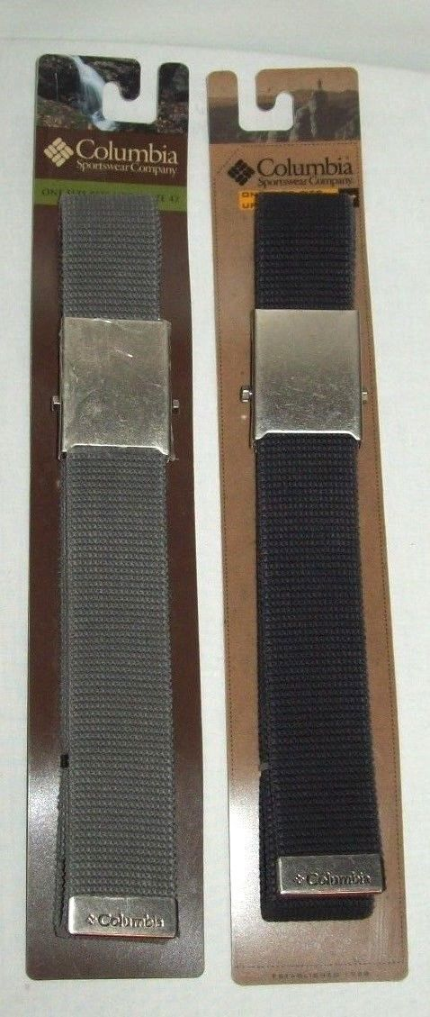 2 #COLUMBIA #MENS MILITARY STYLE BELTS ONE SIZE FITS MOST BLACK &amp; ALPINE NEW  http://www. ebay.com/itm/2-COLUMBIA -MENS-MILITARY-STYLE-BELTS-ONE-SIZE-FITS-MOST-BLACK-ALPINE-NEW-/282667393199?hash=item41d04a20af &nbsp; …  …<br>http://pic.twitter.com/msmGVs9GyO