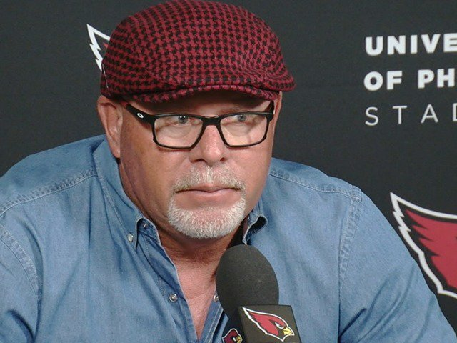 Cardinals coach Bruce Arians agrees with NFL commissioner about President Trump's comments. https://t.co/MQunlM0ZRR #abc15