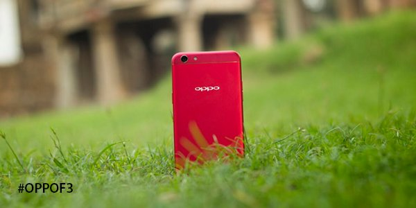 Spread the beauty of red with the #OPPOF3 Diwali Limited Edition! Get...
