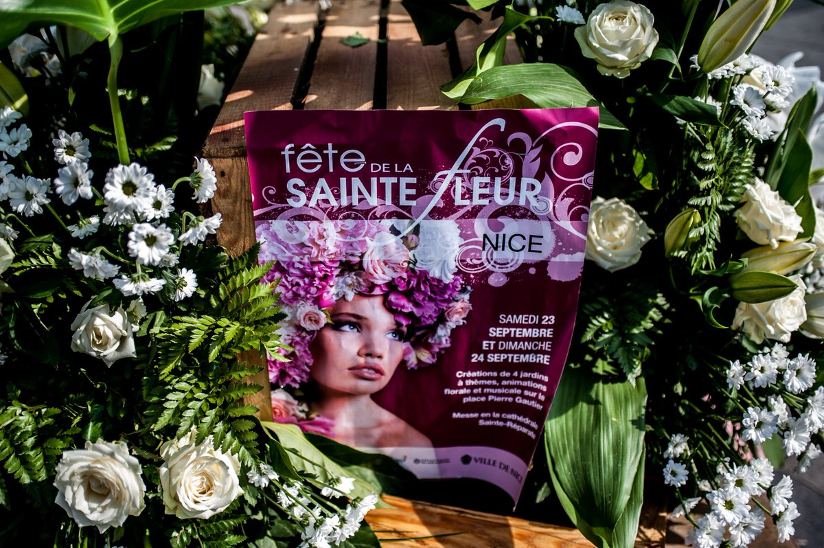 Sainte #Fleur  #nice06 #villedenice #frenchriviera #flowers  http:// instagram.com/nicevisions  &nbsp;  <br>http://pic.twitter.com/EgMMN8rCBt