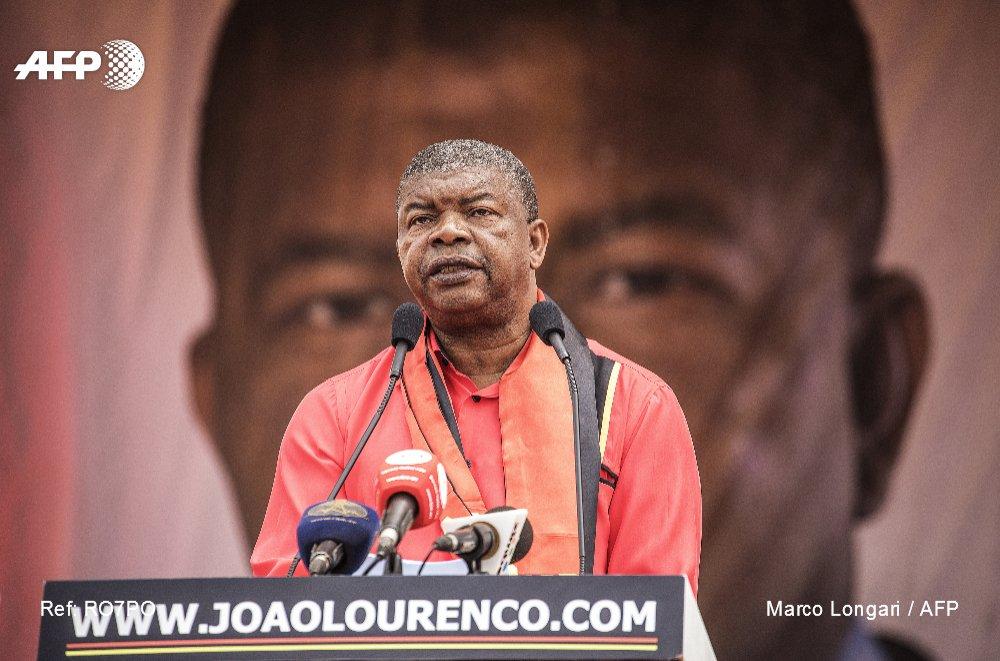 🇦🇴 Angola: Joao Lourenço, un nouveau président sous influence https://t.co/uM3uIK1OJJ #AFP