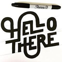 Hello there! did you know you can get 5 @Sharpie Fine Markers for just £3.99 #BacktoCollege  http:// bit.ly/2xzTZ5q  &nbsp;  <br>http://pic.twitter.com/I6xDh3ZOxC