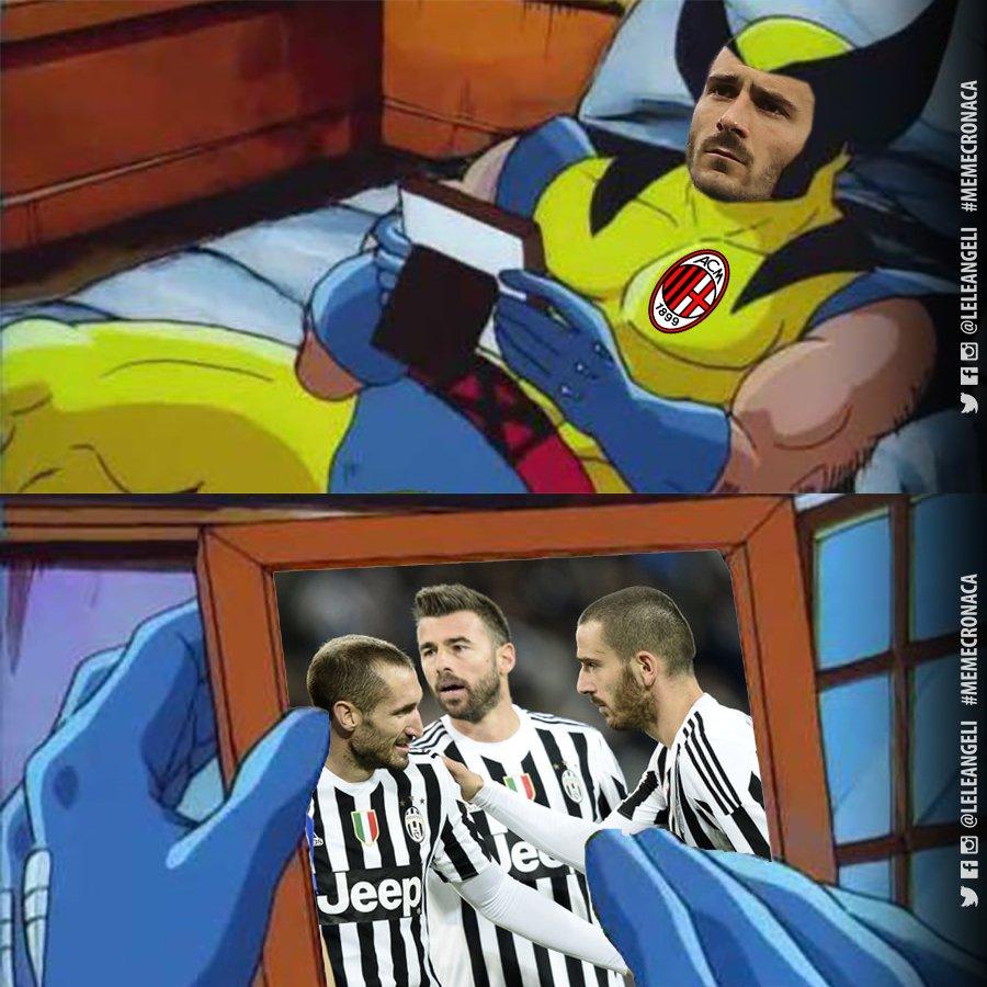 #Bonucci after #LazioMilan and #SampdoriaMilan...  #memecronaca #SampMilan #SerieA #SkySerieA #jvtblive #SAMMIL #Zapata #Alvarez #Kessie<br>http://pic.twitter.com/0FLJnoudcS