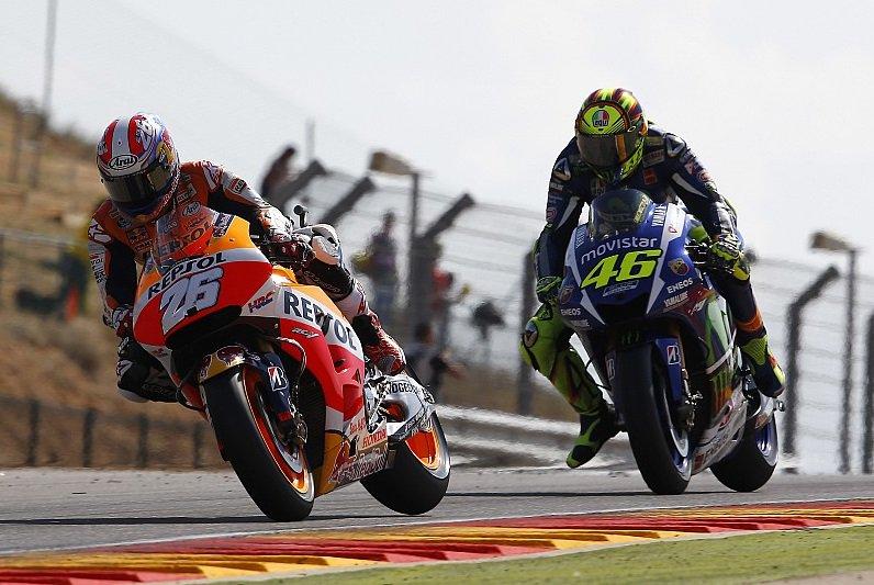 """GP di Aragona, le dichiarazioni. Pedrosa attacca Rossi: """"Manovra scorretta"""" - https://t.co/UzhDEiZQNo #blogsicilianotizie #todaysport"""